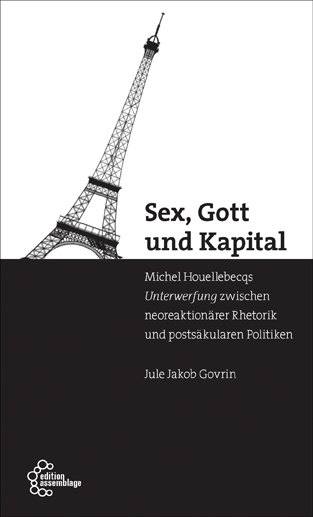 Houellebecq & engagierte Literaturwissenschaft. Ein Interview mit Jule Govrin