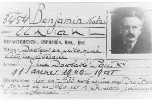 Benjamin zwischen Fetisch und Geschichte
