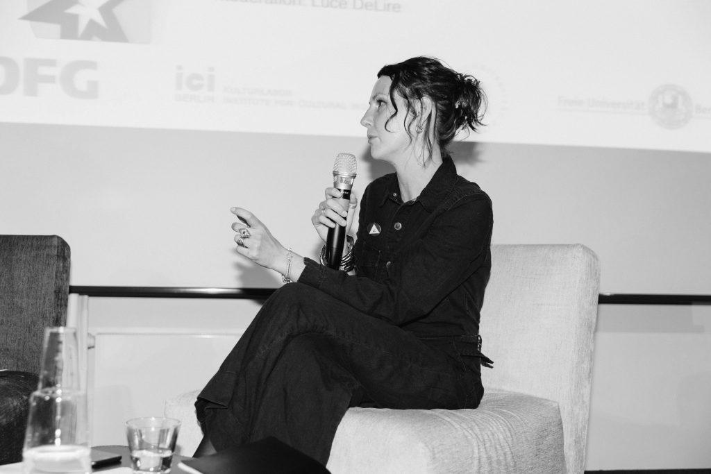 Jule Govirn Potential of Scandal ICI Berlin