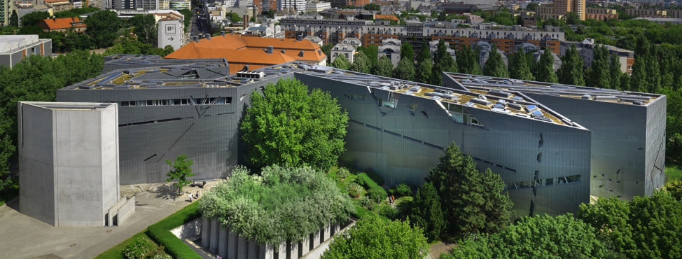 The Libeskind Building | Jewish Museum Berlin