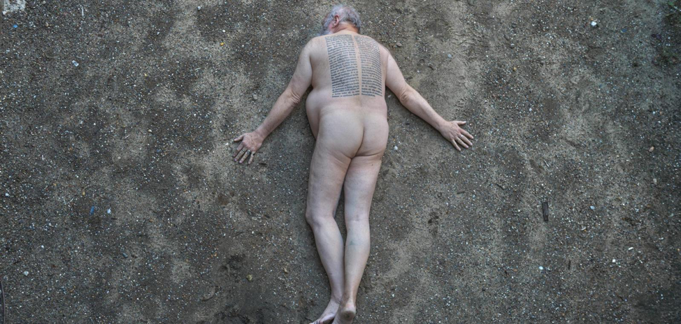 """Minima Moralia"" (2017) by Frédéric Brenner; photo: Jewish Museum Berlin."